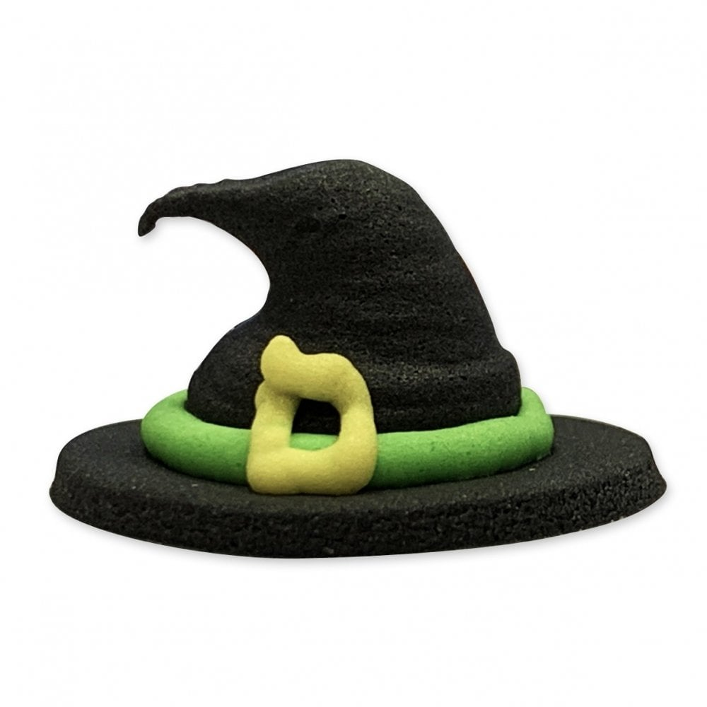 Witch S Hats Halloween Sugar Toppers Cake Decorating Toppers