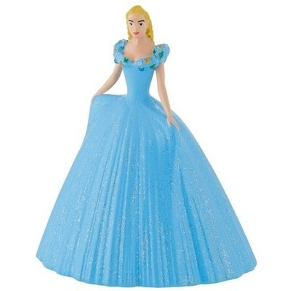 Disney Cinderella In Ball Gown - Cinderella Live Action Cake Figure