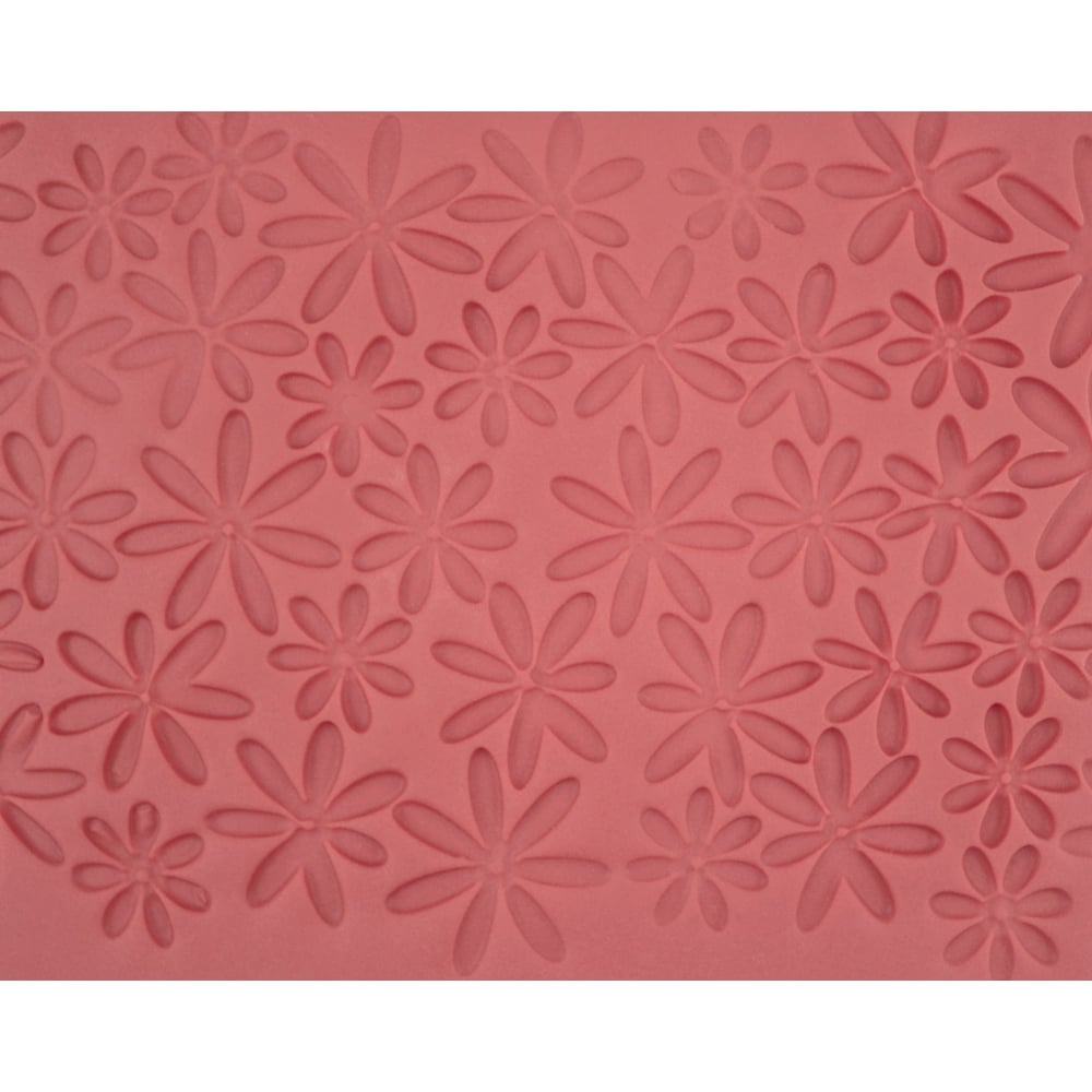 Floral Impression Mat Home & Kitchen Baking Tools & Accessories