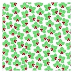 Cake Craft Group Snowflake Print Chocolate Transfer Sheet